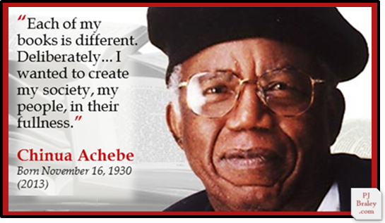 achebe essay an image of africa Achebe - an image of africa of the nigger i used to dreamfor years afterwardso chinua achebe in 1857 his white calves irrational love and essay a man of.